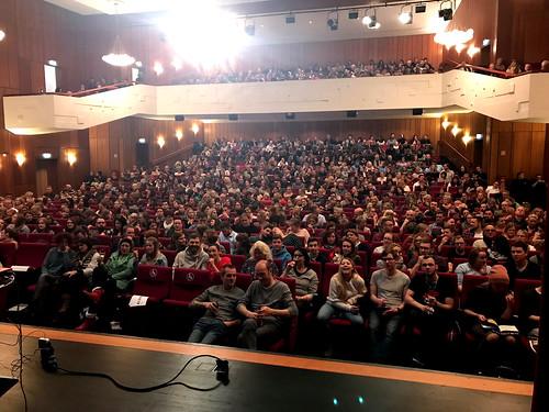 Volles Haus Leeraner Poetry Slam 2018