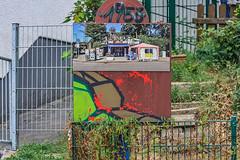 IMG_2087 (karlheinz.nelsen) Tags: essen städte ruhrgebiet rheinischebahn krupppark krupp fahrradweg