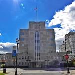 Hamilton Ontario - Canada - Hamilton Go Centre   aka TH&B Station thumbnail