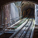 2018 - Germany - Heidelberg - Cable Car Tunnel