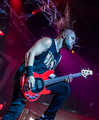 Nonpoint (27 of 35) (ThroughTheEyesOfAQueen) Tags: cities entertainment ftlauderdale nonpoint revolutionlive band livemusic music