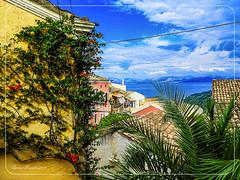 Ο Χλωμός της Κέρκυρας - Ένα παραδοσιακό χωριό απαράμιλλης φυσικής ομορφιάς (Spiros Tsoukias) Tags: hellas corfu chlomos petritis corakades κέρκυρα χλωμόσ πετριτήσ μπούκαρη κορακάδεσ ελλάδα διακοπέσ παραδοσιακάχωριά λιμάνια θάλασσα φύση βουνά καλοκαίρι greece holidays traditionalvillages harbors sea nature mountains summer grecia vacanze villaggitradizionali porti mare natura montagne estate grece vacances villagestraditionnels ports mer montagnes ete griechenland ferien traditionelledorfer hafen meer natur berge sommer beach παραλίεσ νεοχωράκι αργυράδεσ περιβόλι λευκίμη αλυκέσ κάβοσ άγιοσγεώργιοσ ίσσοσ λίμνηκορισσίων αγίαπελαγία παξοί ηγουμενίτσα κουσπάδεσ άγιοσδημήτριοσ πανόραμαχλωμού λίνια tree sky