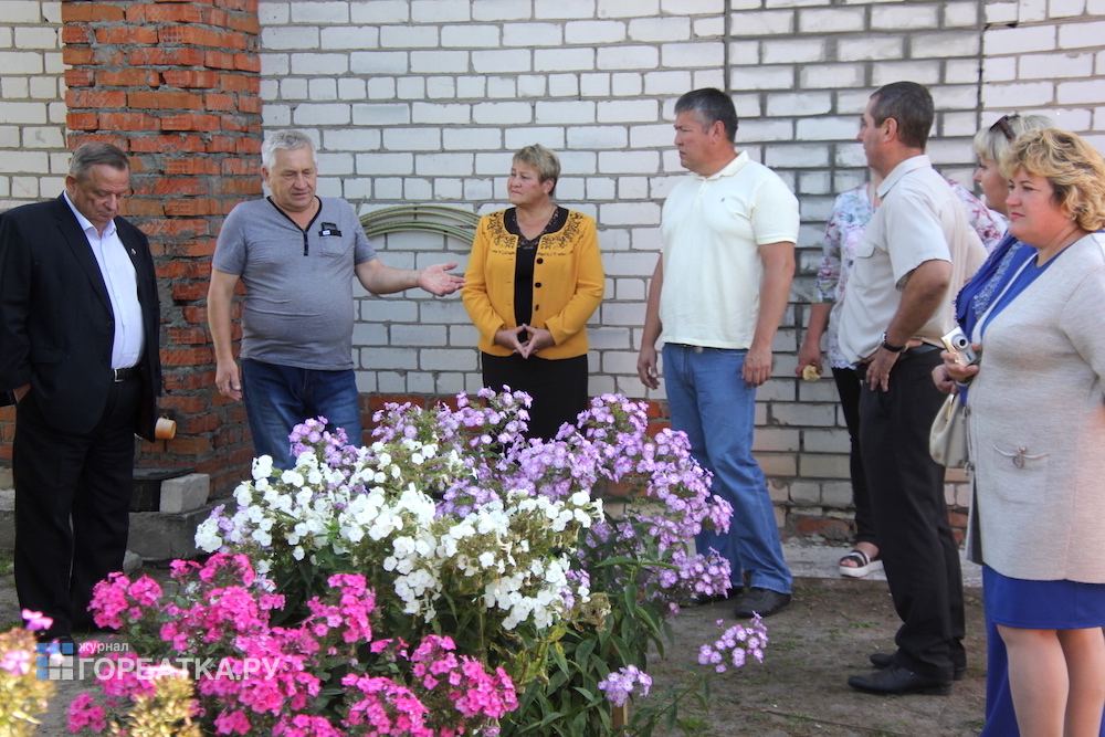 Иваньково встречает гостей