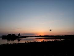 Helicopter (jarimakila) Tags: helicopter sunset miniature lauttasaari helsinki uusimaa finland fi
