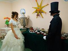 Выставка чаепитие ко Дню России