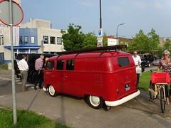 """TJ-51-69 Volkswagen Transporter bestelwagen 1962 """"Brandweer Elst"""" • <a style=""""font-size:0.8em;"""" href=""""http://www.flickr.com/photos/33170035@N02/30831374778/"""" target=""""_blank"""">View on Flickr</a>"""