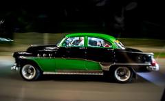 Taxi Havanna (KrolopFoto.de) Tags: cuba taxi krolopfoto nightshot nachtaufnahme availablelight noflash d7200 nikon krolop cars auto cubacar havanna