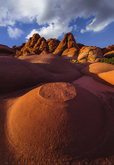 Secret Pockets Blobs (Mark Metternich) Tags: desert southwest sandstone sand red blob pocket pockets secret markmetternich markmetternichcom tours tour workshops workshop original wide 1124 11mm guide guiding