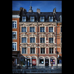 one day of July in Lille (France): SOLDES