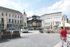 Kiosk (Val in Sydney) Tags: ostend belgium belgique belgie