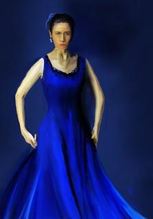 The Flamenco Dancer