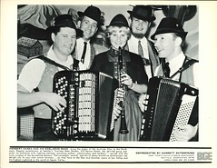 Herbert Marks and His Edelweiss Band, circa 1960s (Seattle Municipal Archives) Tags: seattlemunicipalarchives seattle musicians bands accordions musicpromotion 1960s