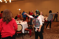 December 2017 Christmas Party (Florida Conference) Tags: coworkers social floridaconference office party christmas