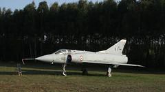The French at Napoleon (ƒliçkrwåy) Tags: 36 dassualt mirage iii iiic 3c napoleon museum preserved aircraft aviation