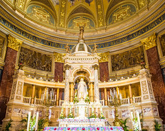 St. Stephen's Basilica (werner boehm *) Tags: wernerboehm budapest architecture altar ststephensbasilica church kirche