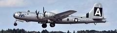 NX529B Boeing B-29A Superfortress at CYHM (yyzgvi) Tags: nx529b boeing b29a superfortress commemorative air force cyhm yhm hamilton ontario fifi