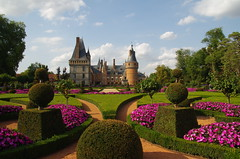 JLF15693 (jlfaurie) Tags: lucila agosto 082018 château castillo castle maintenon jlfr mpmdf mechas jlfaurie pentaxk5ii jardin garden flower flores fleur intérieurs parc