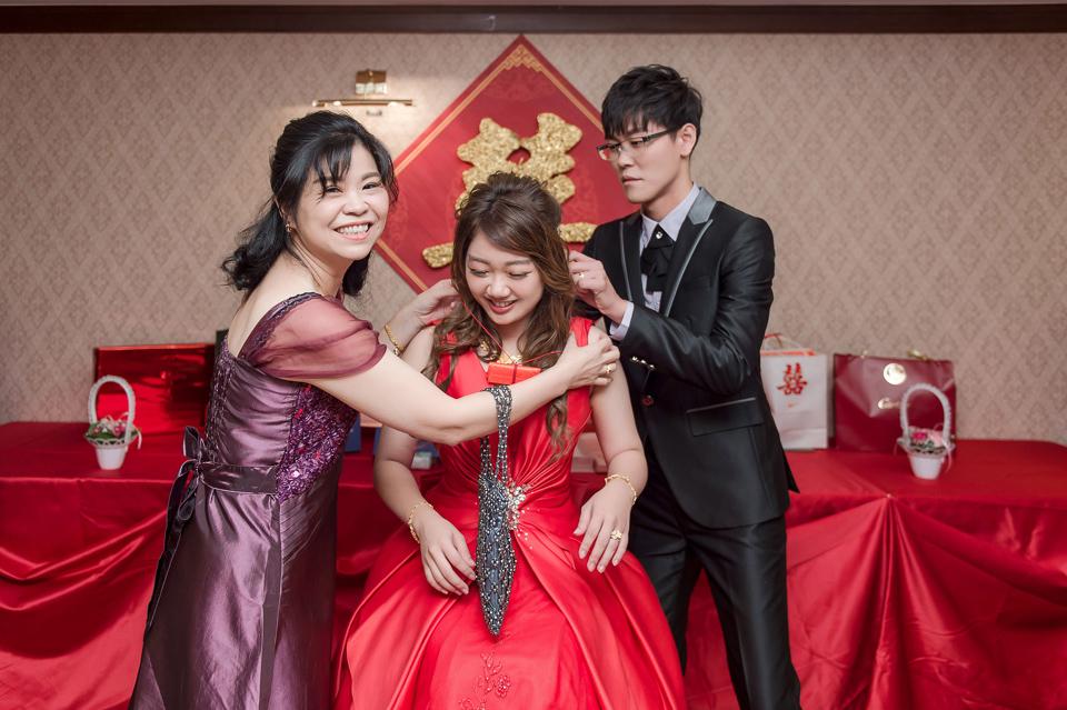 訂婚儀式與準備流程 030