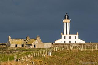 Start Point Lighthouse, Sanday, Orkney