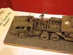 Porte char Dragon Wagon (CHRISTOPHE CHAMPAGNE) Tags: 2018 usa ipms phoenix az arizona convention porte char us dragon wagon 135