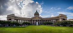 Saint Petersburg, Kazan Cathedral (Michaël83) Tags: russie russia rossia россия каза́нскийкафедра́льныйсобо́р saintpetersburg санктпетербу́рг kazancathedral kazan cathedral