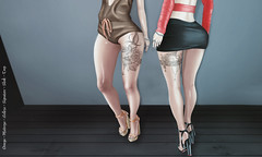 TAOX BLOG WEB -  TaTToo  Leg Oh My Garter for EPISODE. (taox_novaland) Tags: sl event new taox second life episode
