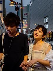 People in Tokyo on a hot summer day in August 18 shot by ralphstriewski images (299).jpg (Ralphs Images) Tags: streetphotography mft peopleintokyo olympuszuikolenses panasoniclumixg9 moods stimmungen menschen friendsintokyo ralph´simages tokyostreet lovejapan