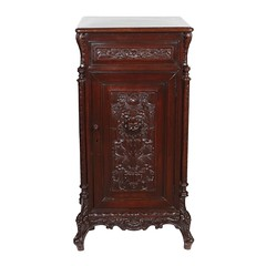 Side Cabinet (Leo Cloma) Tags: philippines antique antiques furniture art auction salcedo auctions makati manila cloma
