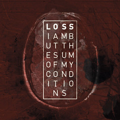 act283. loss. i am but the sum of my conditions (ant-zen) Tags: music antzen wwwantzencom electronic ambient electronica industrial techno experimental artwork release graphic design layout act283 loss iambutthesumofmyconditions cd compactdisc album