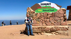 20180915 iPhone7 Colorado 115 (James Scott S) Tags: iphone motorcycle rental eagle riders hd harley davidson ultra classic touring rider biker co colorado pikes peak rocky mountains mount evans spirit lake travel wanderlust candid trail ridge road continental divide great
