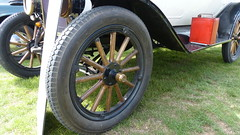 Reg: BF 6108, 1914 Ford Model T Wheel (bertie's world) Tags: lincolnshire steam vintage rally 2018 traction engines motorcycles reg bf 6108 1914 ford model t wheel