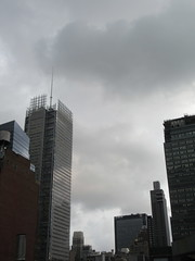 2018 August Evening Clouds and No Virtual Clock 7951 (Brechtbug) Tags: 2018 august evening clouds no virtual clock tower turned off from hells kitchen clinton near times square broadway nyc 08202018 new york city midtown manhattan spring springtime weather building dark low hanging cumulonimbus cumulus nimbus cloud hell s nemo southern view ny1 rip mrs pat kautter