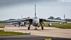 Morning Sortie (Aviation-Pictures.co.uk) Tags: panavia tornado jet bomber air force aviation pictures military dan foster