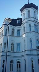 Architecture balnéaire baltique de l'île de Rügen (Allemagne) (photopoésie) Tags: binz rügen