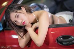 DSC_1134 (Robin Huang 35) Tags: 陳郁晴 羽晴 min 修車廠 車 car 泳裝 比基尼 bikini 人像 portrait lady girl nikon d850