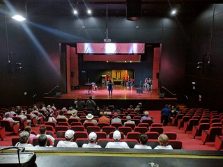 """La Alegría de Vivir"" P.B. Fernando Botero, San Cristóbal."