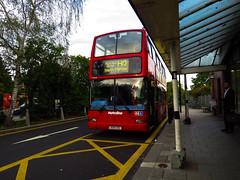 VP620 (tomashutchinson1) Tags: metroline vp vp616 vp617 vp618 vp619 vp620 vp621 vp622 vp623 vp624 vp625 vp626 vp627 vp628 stanmore station jubilee london big red bus sovereign harrow west ealing hayes tube tfl h12 h11 h13 h14 h9 h10 travel double decker single