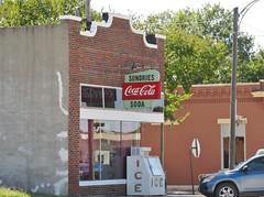 Hamilton, Kansas (Jasperdo) Tags: hamilton kansas midwest smalltown building architecture sign cocacola grocerystore brick store storefront
