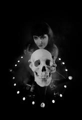 The Craft (joemarino) Tags: skull satan evil woman perspective