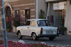 Trabant 1.1 (NielsdeWit) Tags: nielsdewit hungary budapest magyar h trabant 11 abj667