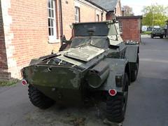 P1090485 (IanTongUK) Tags: ferret british mark12 scoutcar postww2 aldershot