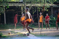 Monks_14 (DepictingPhotos) Tags: asia burma kalaw monks sports soccer