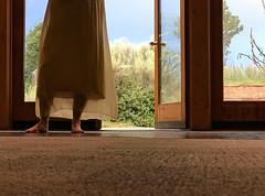 Foot of the dakini (emdot) Tags: ghostranch dakini karunatraining transparent