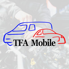 TFA Mobile (Logo Design) (LewisRDixon) Tags: logo design logodesign tfa mobile mechanic artwork graphicdesign branding corporate creative