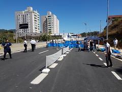 Fotos da Inauguração do Prolongamento da Rua Humberto de Campos.  Imagens #BlogdoJaime.