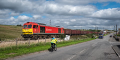 On your bike (Mark Gowing) Tags: 60063 onllwyncelticenergy sevensisters class60 dbschenker