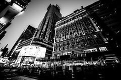 New YorkBW0122 (schulzharri) Tags: new york black white schwarz weis city stadt usa amerika america travel monochrome reise town skyscraper scraper hochhaus building architecture archhitektur art