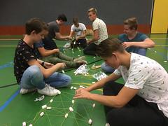 Teambuilding ABC-jeugd 2018