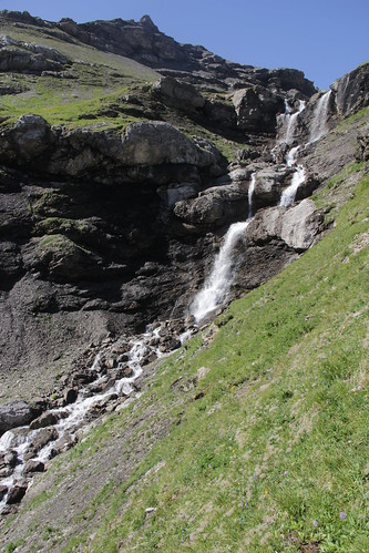 Waterfall in the Olde