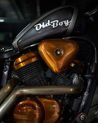 bike 3 (Kiril Ka) Tags: samyang35f14 honda samyang engine motorcycle bike